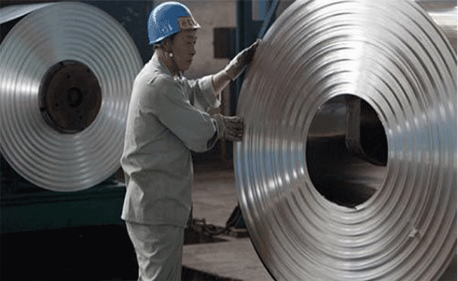 China's Steel Prices Are Rising