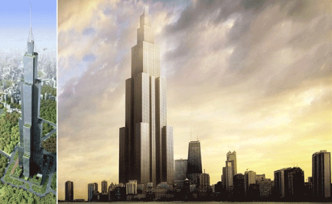 Construction of 'World's Tallest Building' begins in China