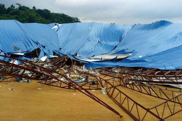 Nigeria Church Collapse Kills As Many As 50 Worshipers2