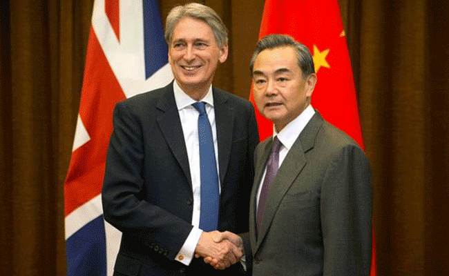 UK Explores Free Trade Deal with China