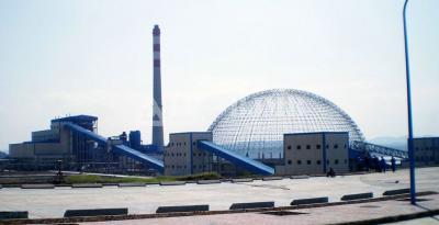 HUILAI DOME POWER PLANT